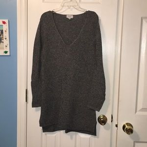 Old Navy Grey Sweater Dress